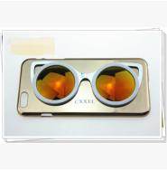 3Dメガネ型 iphone6/iphone6 plusカバー