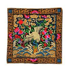 中国風刺繍 刺繍クラフト-1