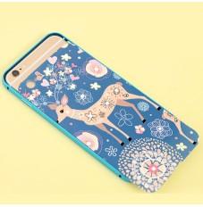 Iphone6ケース/アイフォン6 6プラス保護ケース/ダイヤキラキラ