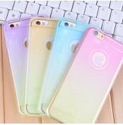 iPhone6 ケース iPhone6plus iPhone5  iPhone5s カバー TPU ソフトケース グラデーション TPU カバー アイフォーン6
