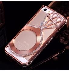 Iphone6 6プラスケース/ダイヤたっぷり/贅沢