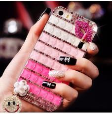 iphone5s ラインストーンケース iphone6カバー