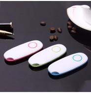 スマホ用Bluetooth対応シャッターリモコン 全機種対応 自撮りに大活躍 セルフィーシャッター