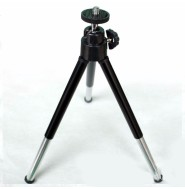 ジュラルミンミニ三脚 携帯カメラ三脚 小道具