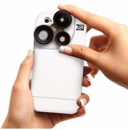 izzi iphone5 6 6plusカメラレンズ 広角 マクロ 魚眼