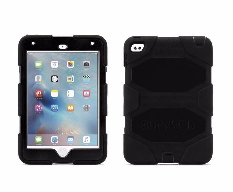 <国内発送送料無>Griffin iPad mini 3/2/1用防水防塵耐衝撃