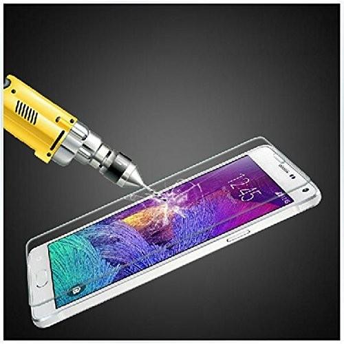 Samsung Galaxy Note 4 液晶保護フィルム スクリーンプロテクター 液晶 保護 フィルム 防指紋 薄型 0.33mm 自然に貼り付く キズ が 付きにくい
