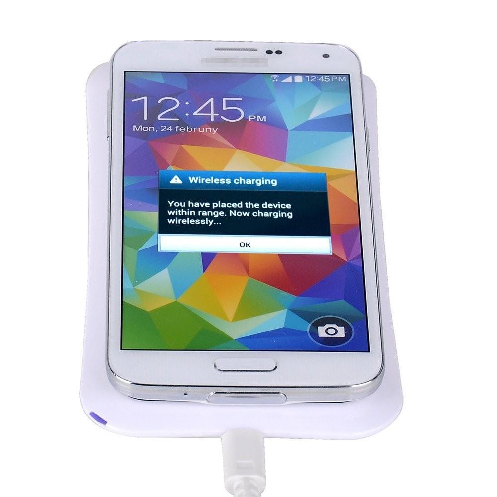 Samsung S5用 無線充電受信器 無線充電チップ 便利に使用
