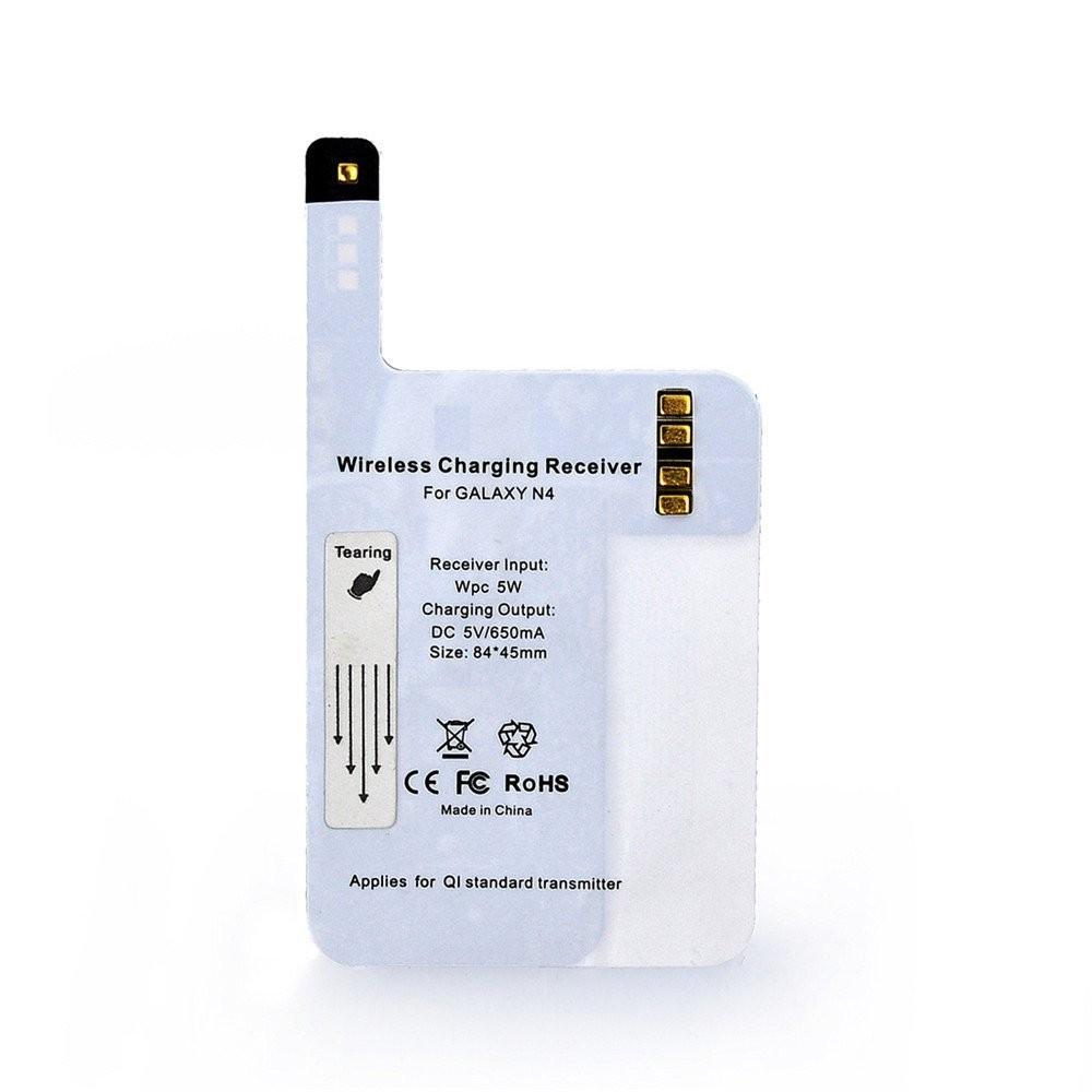Samsung NOTE4用 無線充電受信器 無線充電チップ 便利に使用