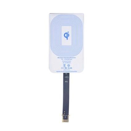 Iphone6 plus 5.5用 無線充電受信器 無線充電チップ 便利に使用