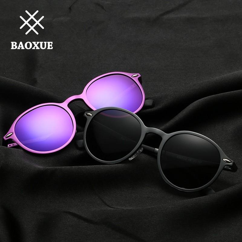 2016 BAOXUE ファッション カップル サングラス 無料宅配便 8607 Free Shipping-1