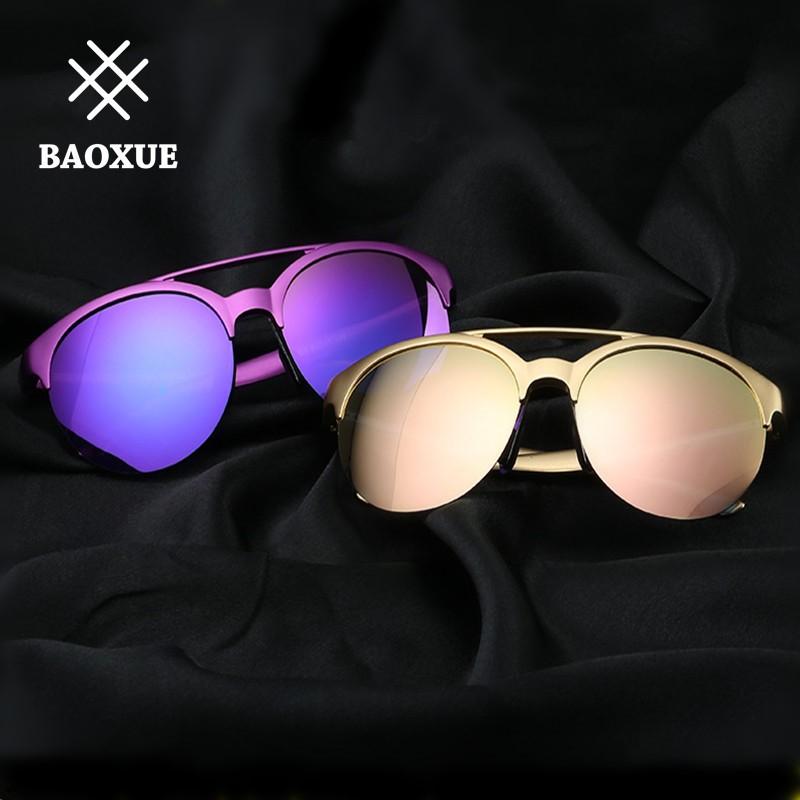 2016 BAOXUE ファッション カップル サングラス 無料宅配便 8592 Free Shipping