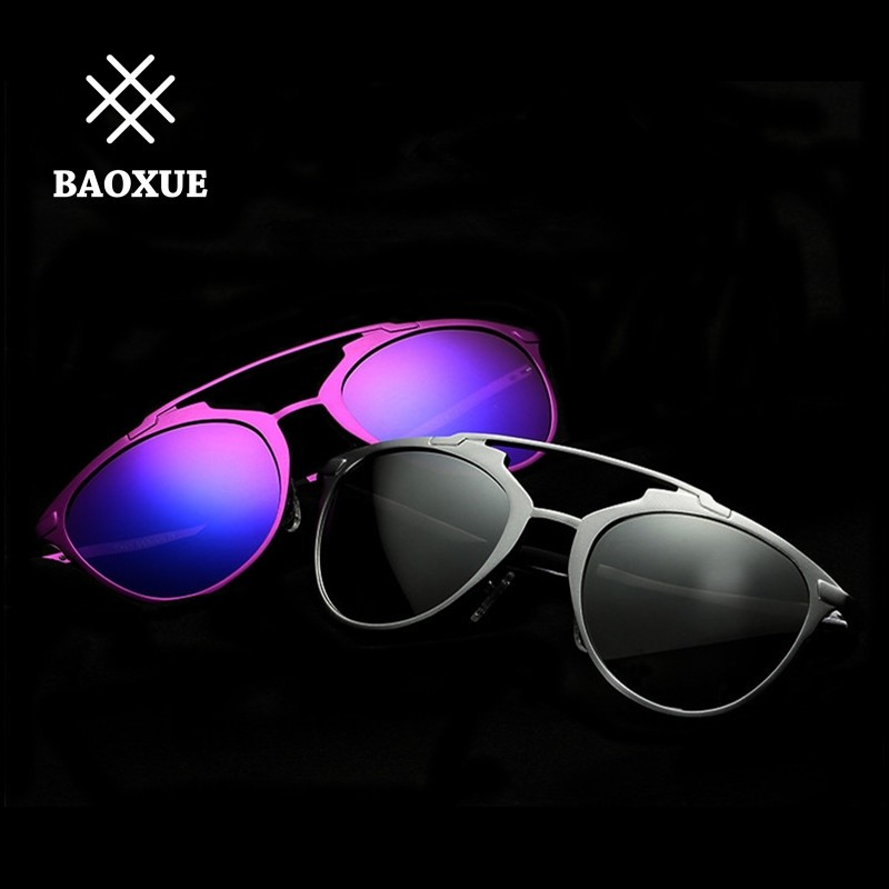 2016 BAOXUE ファッション カップル サングラス 無料宅配便 8596 Free Shipping-1