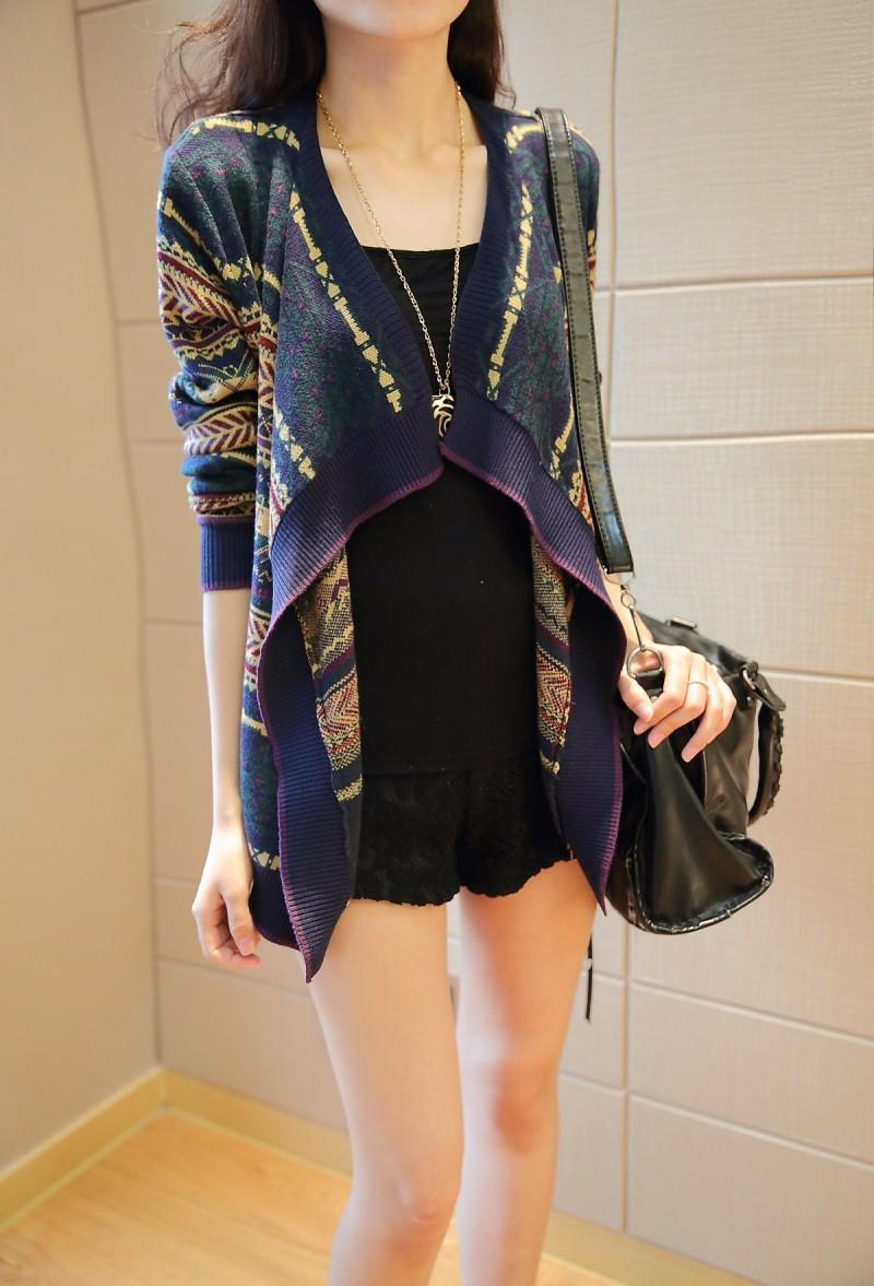 レディースエレガント可愛いファッションニットウェアセーター洋服