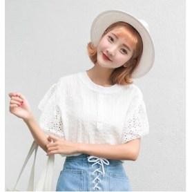 韓国  半袖    ワイシャツ