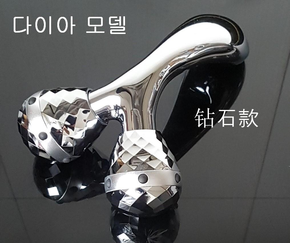 美顔ローラー 3D立体ゲルマニウムローラー 美容ローラー