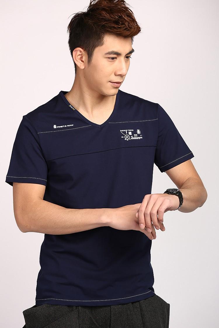 メンズTシャツ男 半袖Tシャツ上品上質T シャツ一番 工場直売 激安特集-1
