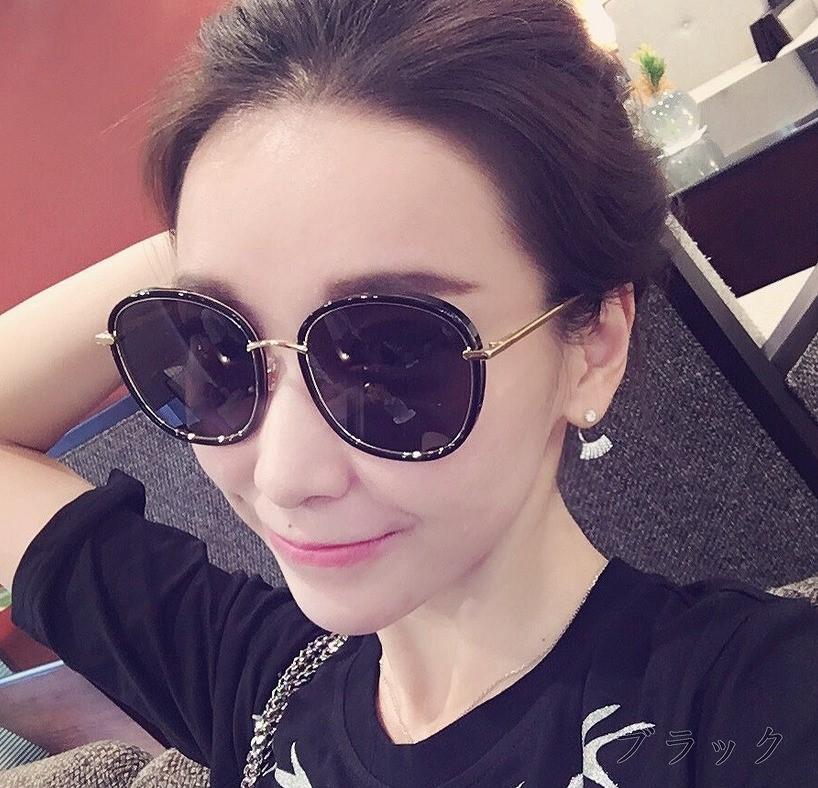 眼鏡○シルバー/ブラック2色♪gh10641a-7gd【2017春夏商品】-1
