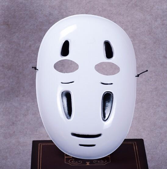 ★ハロウィーン★仮面 千と千尋の神隠しモチーフ カオナシ 可愛い