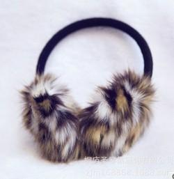 レオパードーの耳あて