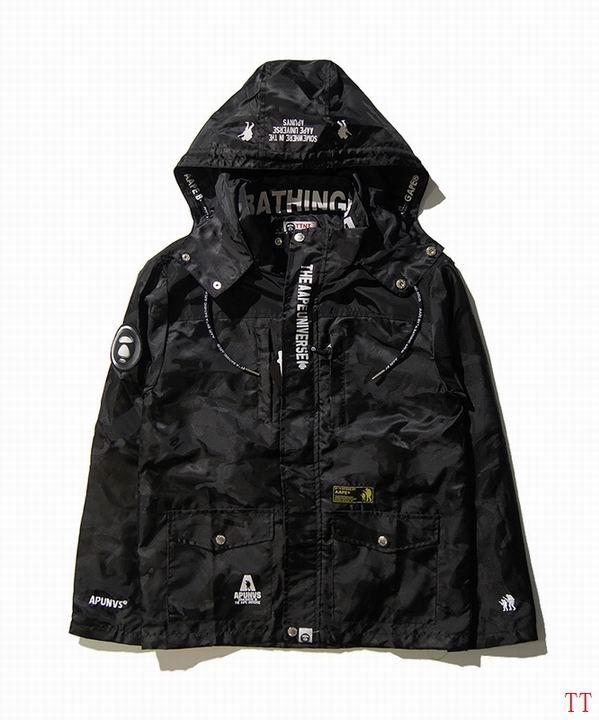 AAPEジャケットファッションコート上品上質特売
