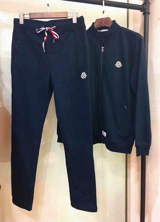 monclerスウェットスーツ パーカースポーツウェアカジュアルウェアMoncler long suit man M-2XL
