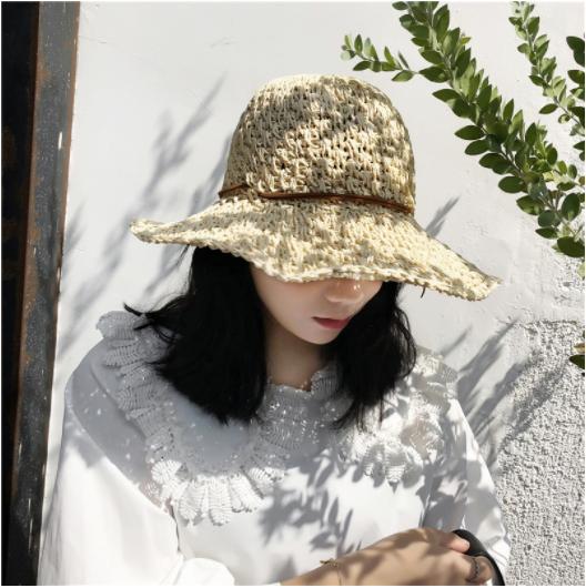 2018夏 むぎわら帽子