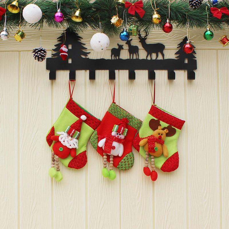 クリスマス 飾り クリスマスソックス 小さい