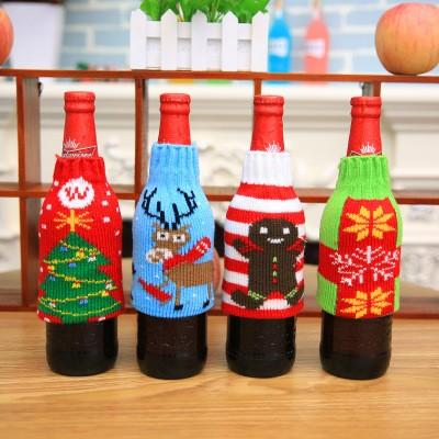 クリスマス ボトルカバー クリスマス飾り