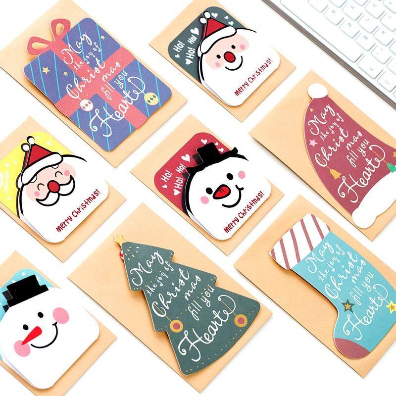 クリスマス クリスマスカード かわいい