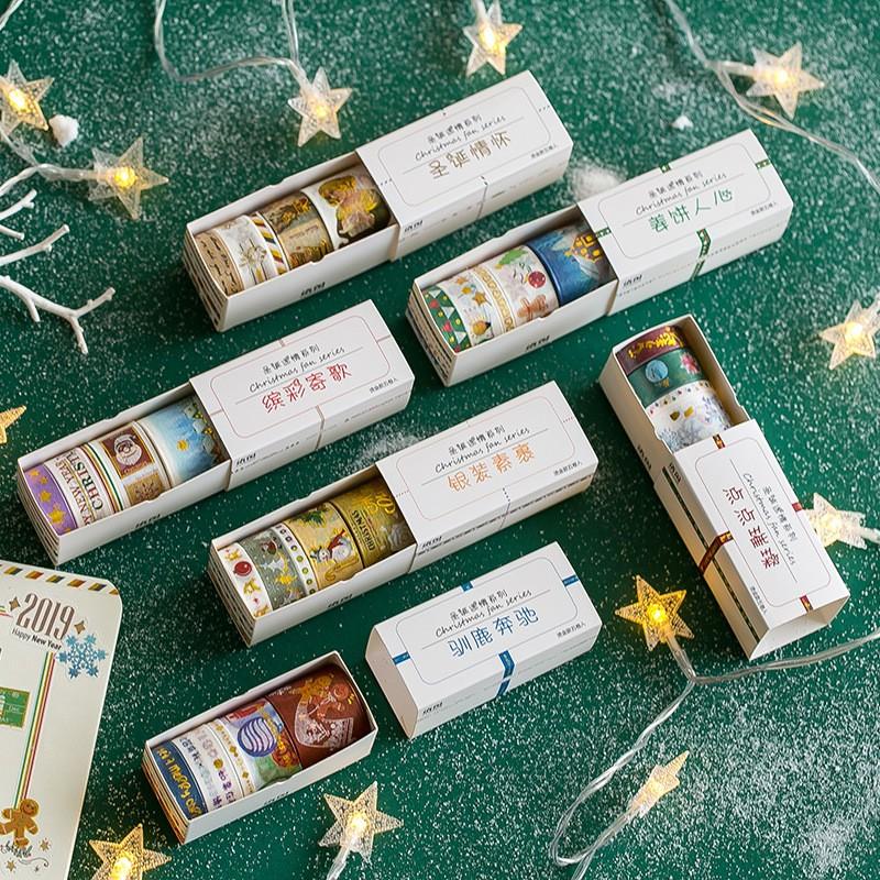 クリスマス クリスマス和紙テープ