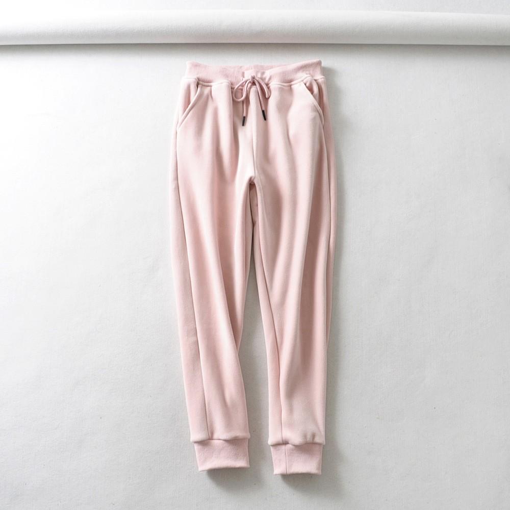 ウエストゴム厚めビロードパンツ ズボン