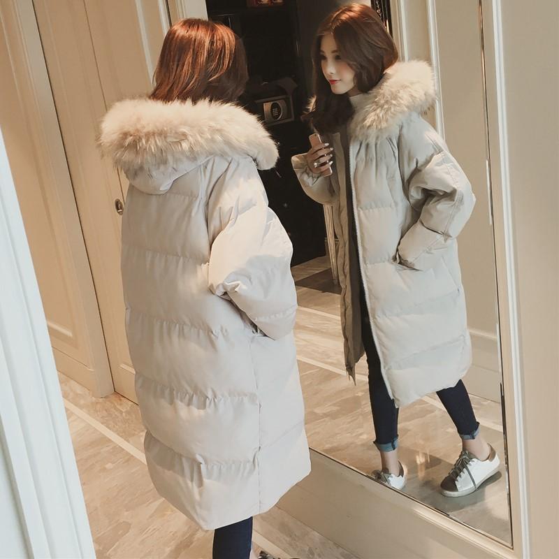 冬季  羽毛の綿は従います  ダウンジャケットをさらに厚くします  綿入れの服