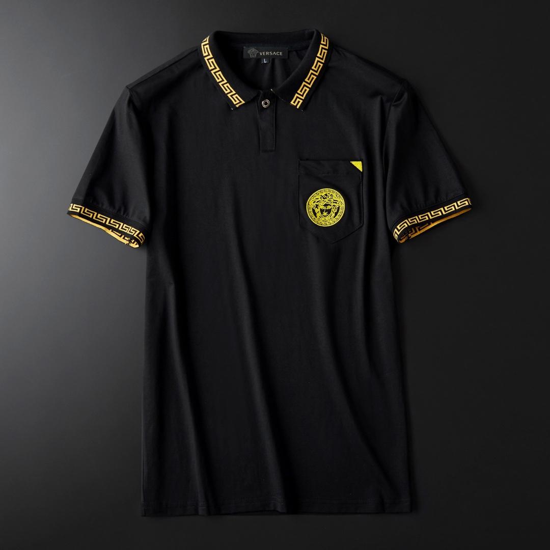 2019  男 POLO  Tシャツ 上品上質 メンズTシャツ