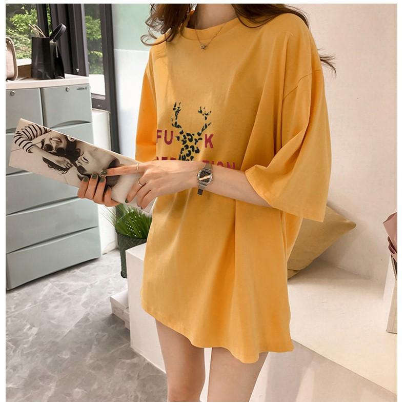 2019夏モデル 幅の松中のロングTシャツ
