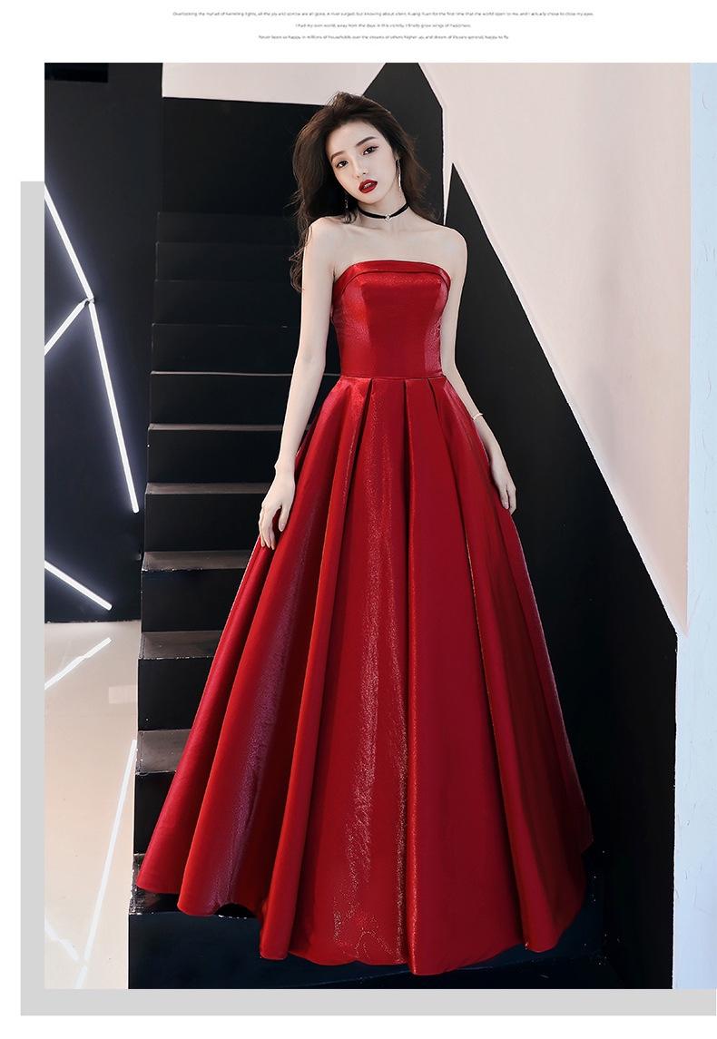 2019 ドレス  イブニングスカート ロングスカート  タキシード スカート ワンピース