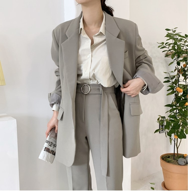 19年秋新作 レディースファッション スーツアウターコート
