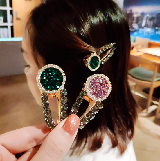 ファッション ヘアアクセサリー ヘアピン 髪留め 可愛い 韓国 流行