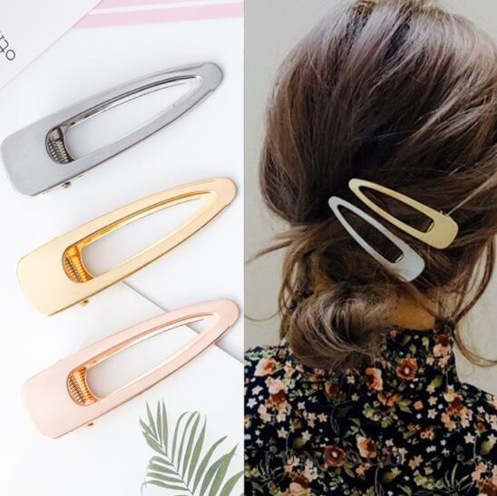 新作 ヘアアクセサリー 髪飾り ヘアピン 個性 金属 シンプル レディース ファッション