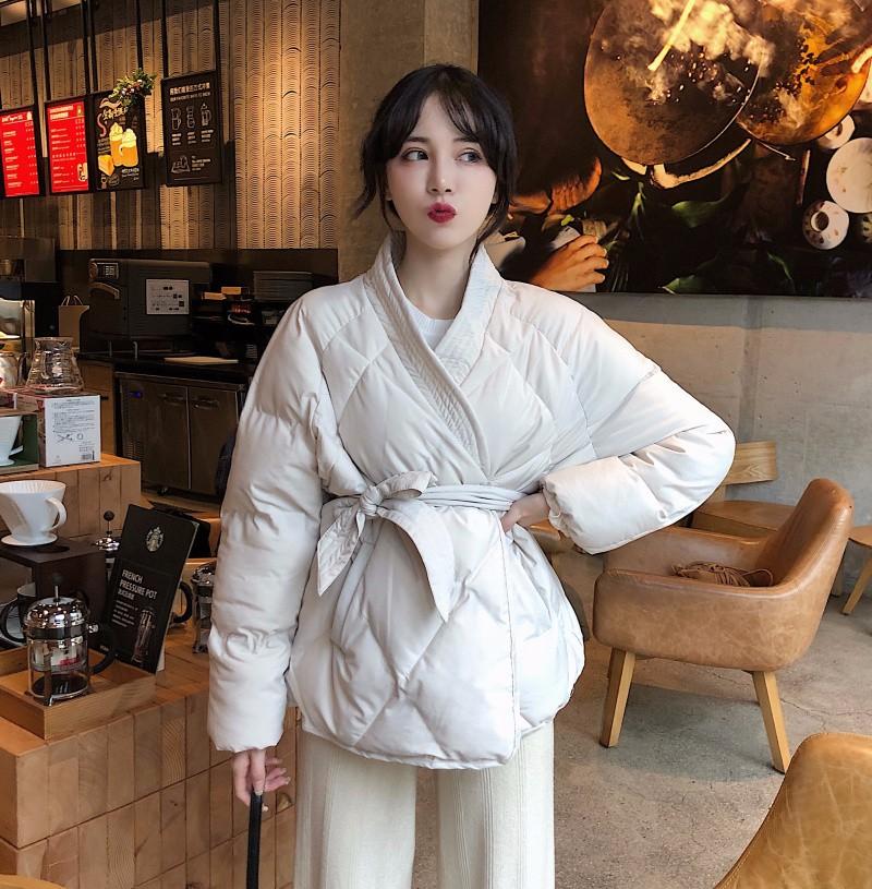 冬物 棉入りジャケット レディースファッション 加棉