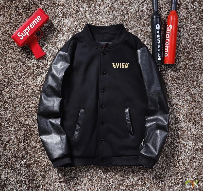 福神Evis*™冬新品綿ワ入れタジャケット メンズレデイース防寒服 アウトウェアオシャレファション