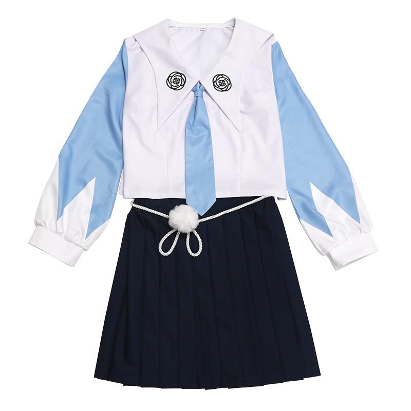 刀剣乱舞 大和守安定  オリジナルセーラー服 コスプレ衣装