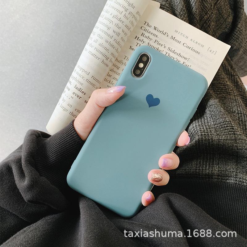 きわめて簡単で灰色の青い愛