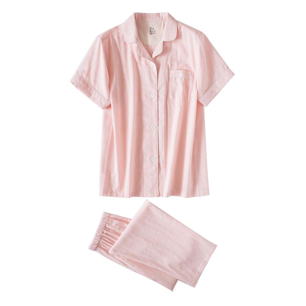 浅粉半袖/女性
