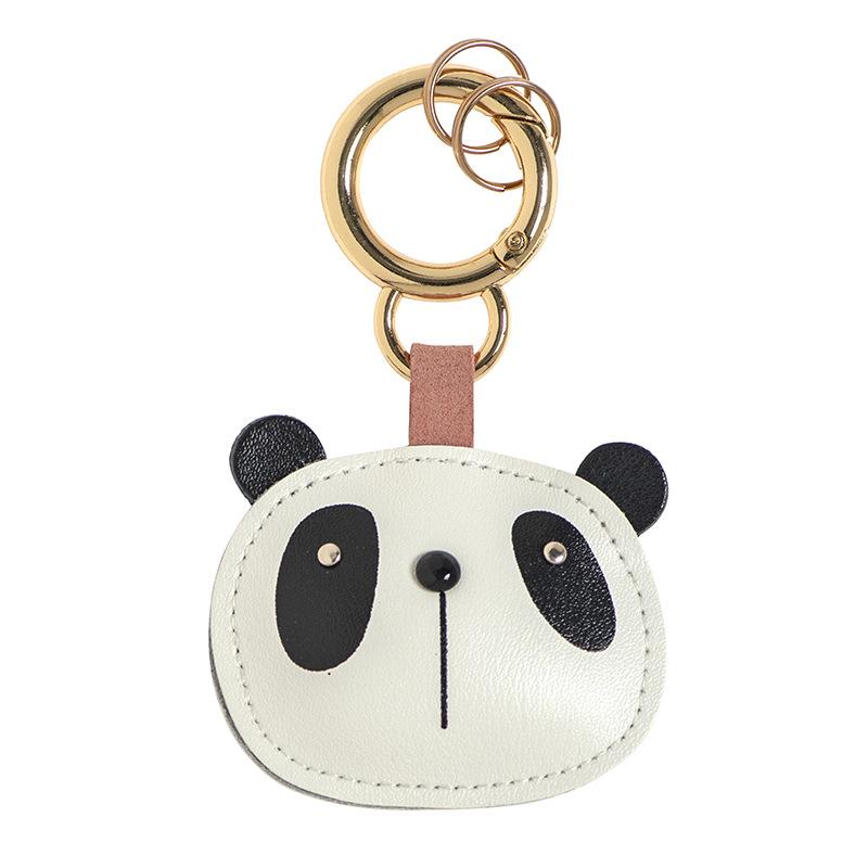 パンダの頭