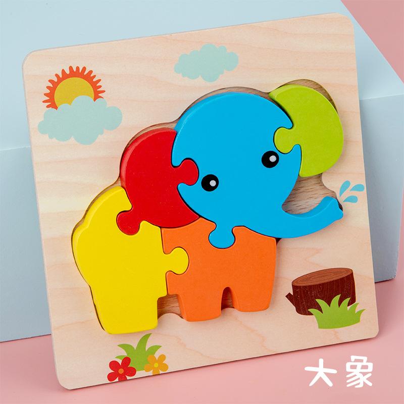 (バックルを持って)象
