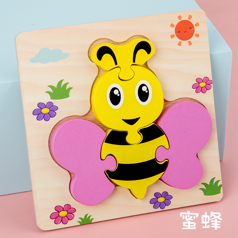 (バックルをつけて)ミツバチ