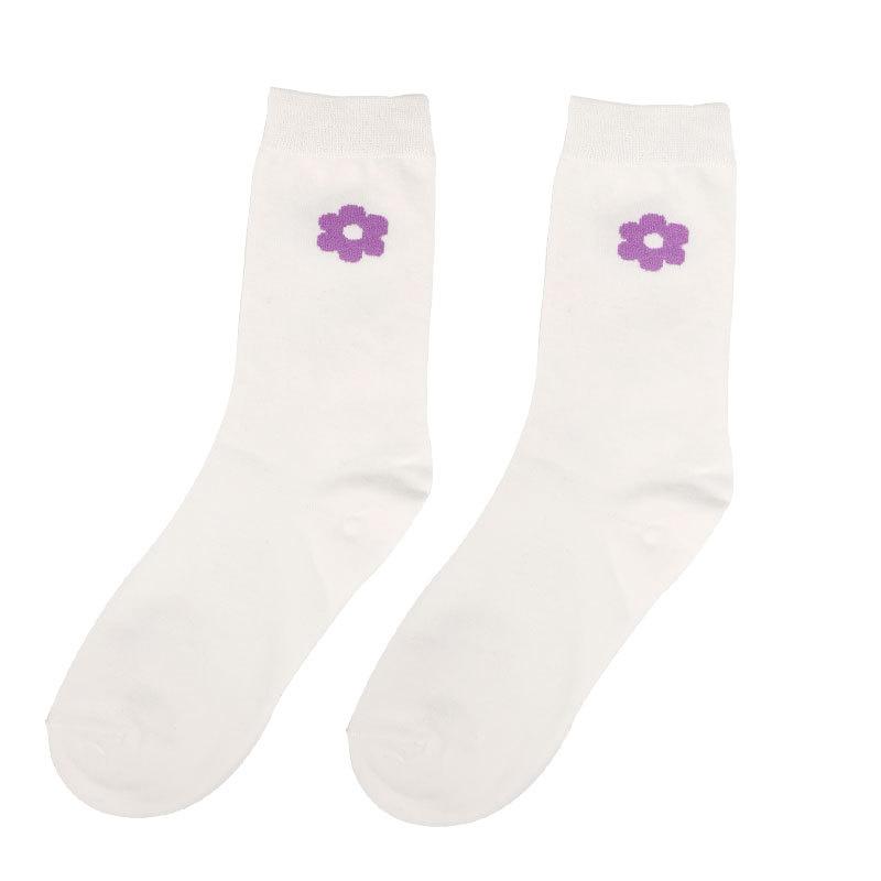 白+紫 3点のセット