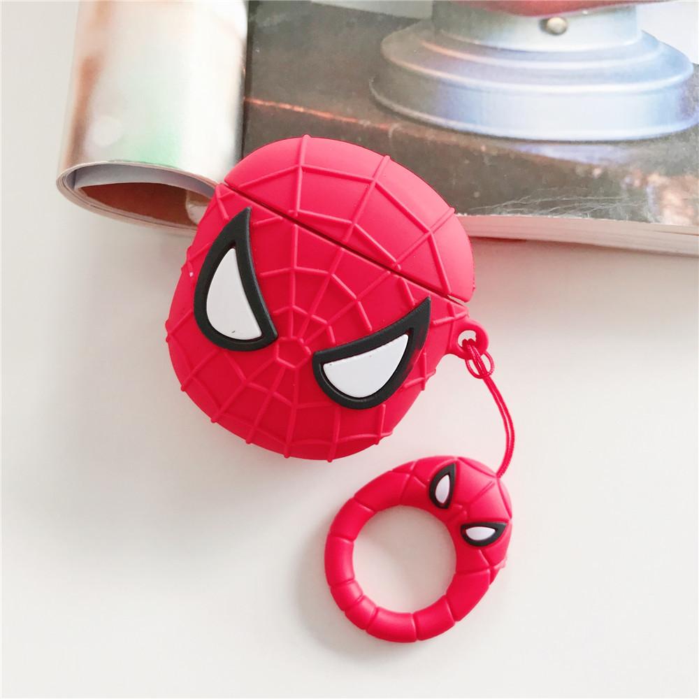 スパイダーマン+指輪