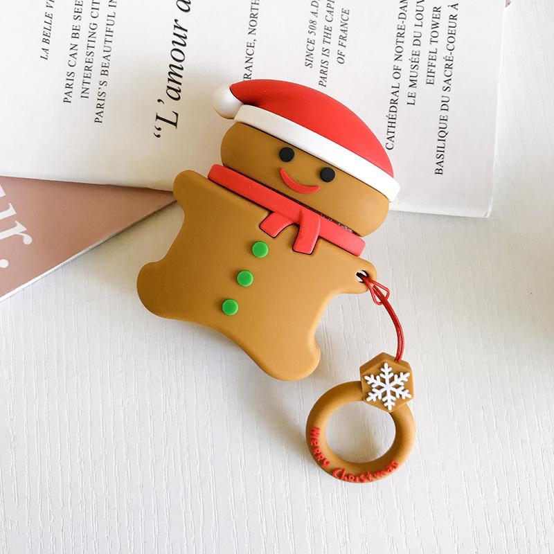 姜餅人+指輪